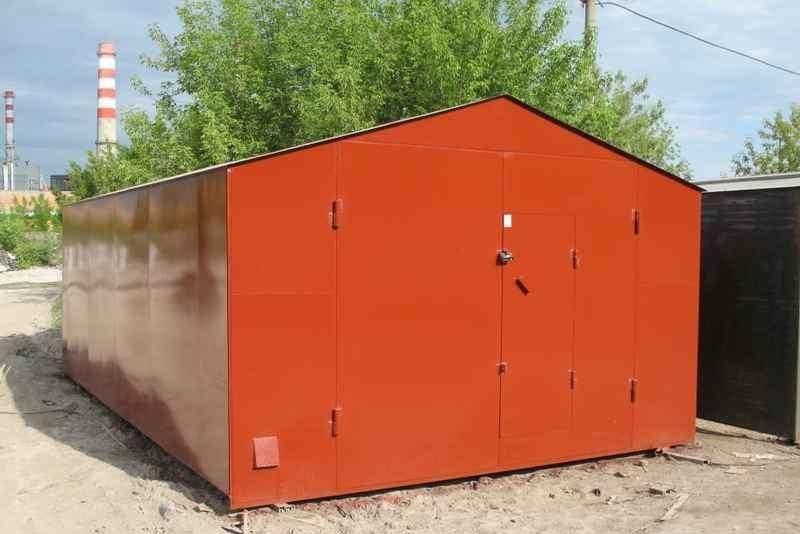 Оформить покупку металлического гаража гараж ракушку б у купить