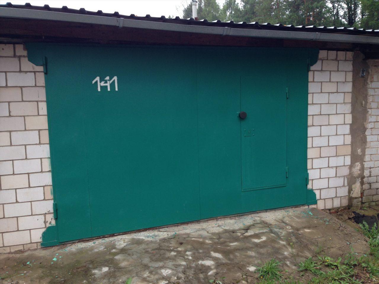 Договор купли продажи гаража без документов