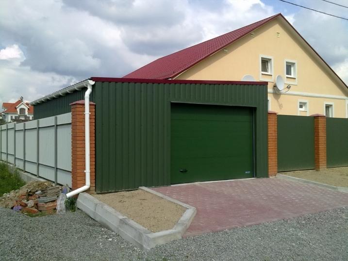 Изображение - Процедура оформления гаража в собственность, если на него нет никаких документов Garaj-vozle-doma